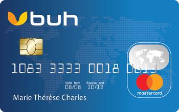 Carte De Credit Prepayee Usd.Banque De L Union Haitienne Prepaid Gourdes Prepaid
